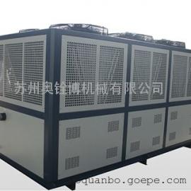 风冷螺杆式冷水机,风冷式螺杆冰水机组