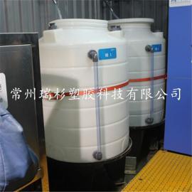300L塑料水塔塑料储罐PE储罐厂家直销