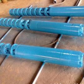 供应长轴式深井泵 高扬程深井潜水泵 不锈钢深井泵 图片 报价表