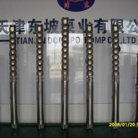 QJ不锈钢潜水泵 大流量不锈钢潜水泵