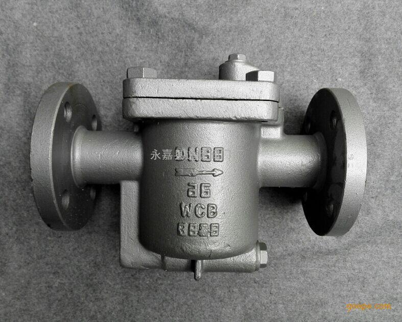 cs45h-16c 倒吊桶式蒸汽疏水阀 结构长度图片