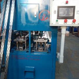 第四代PLC系统不锈钢百叶片全自动打孔机厂家直销