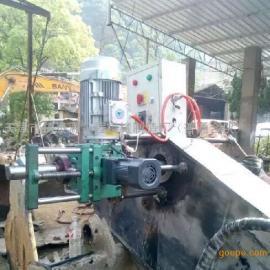 工程机械镗孔机选天津铸泰源知名品牌工程机械专用便携式镗孔机
