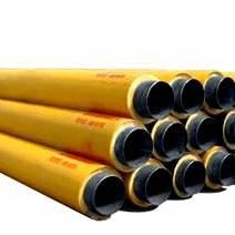 聚氨酯保温管,蒸汽直埋热水保温管厂家