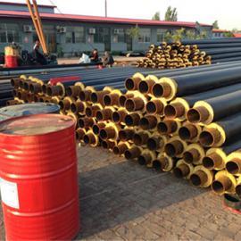 热力管网聚氨酯保温管,聚氨酯螺旋发泡保温管设计强度