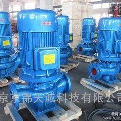 上海连成单级管道离心泵销售SLS管道泵型号图片安装说明