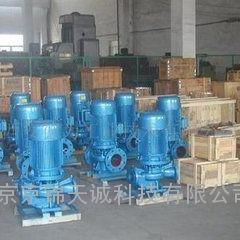 三元桥立式管道离心泵销售 GDL立式多级管道离心泵图片价格