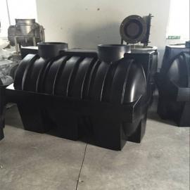 供应广元1.5吨生物化粪池5人家用小型化粪池污水处理设备