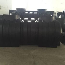 供应章丘别墅专用化粪池2吨小型家用化粪池PE塑料化粪池
