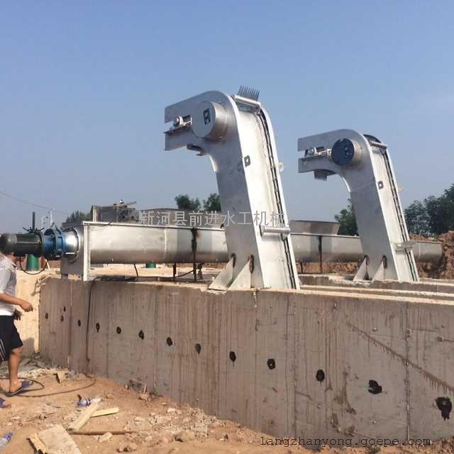 GSHZ型回转式格栅除污机价格重量厂家供应