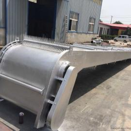 前进水工回转式格栅清污机安装调试程序说明