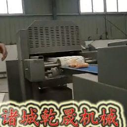 全自动雪花鸡柳生产线厂家