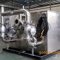 污水提升一体化泵站TJP-12-25-3/2生产厂家