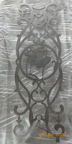 吉祥动物图案不锈钢装饰雕花