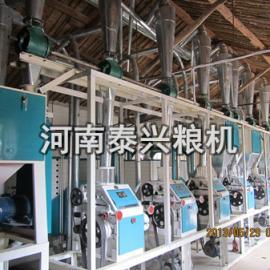 小麦面粉加工成套设备-小麦磨面机