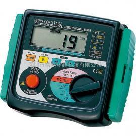 日本KYORITSU共立MODEL 5406A漏电开关测试仪