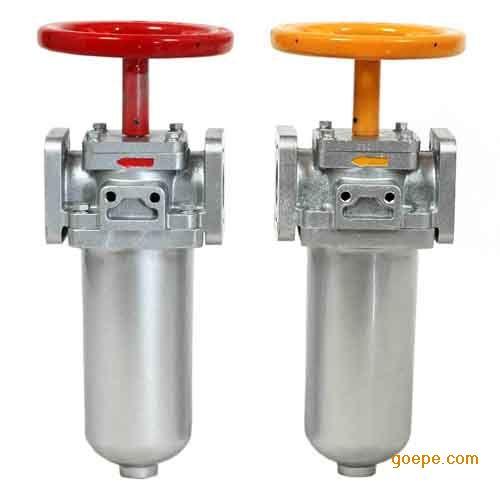 蓬莱吉腾聚氨酯自清洁过滤器DN50聚氨酯过滤器