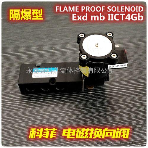 YT3109D防爆型气动气体电磁阀线圈