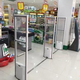 超市商品防盗报警器 超市防盗杆 商品防盗仪