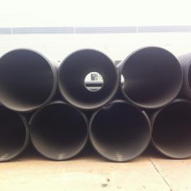 1800钢带聚乙烯排污管,承插式PE排污管
