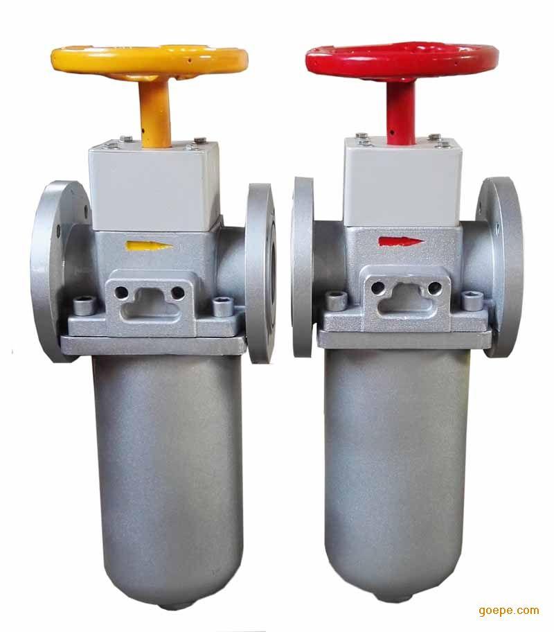 蓬莱吉腾聚氨酯DN80过滤器自清洁过滤器聚氨酯大流量过滤器