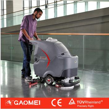 GM70BT高美洗地机 常州手推式洗地机 专业厂区洗地机
