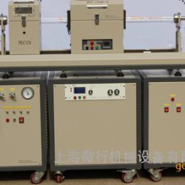 高真空CVD 1200管式炉多路质子和浮子气体可选