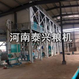 玉米碴加工设备|玉米糁加工设备|玉米加工机械