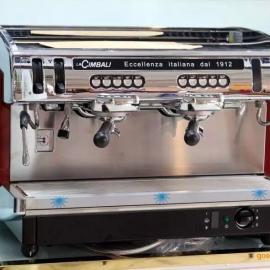 金佰利M23DT2意式双头商用半自动咖啡机