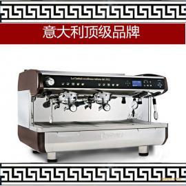 金佰利 M34�控�p�^半自�禹��意式咖啡�C