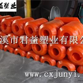 海上塑料浮体加工厂属君益塑业公司专业