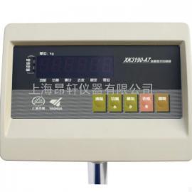 耀华XK3190A7-500kg电子台称600*800秤