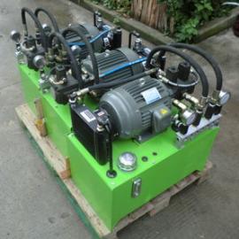 举升机动力单元,小型液压站生产公司