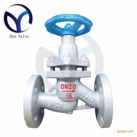 柱塞阀DN20 U41SM/F-16C 铸碳钢温州龙湾玉环