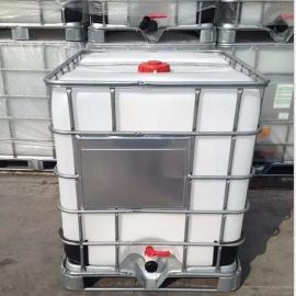 虹口1000L环保桶1吨IBC集装桶带铁架塑料包装桶生产厂家