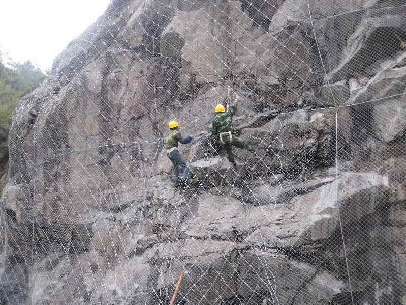 山体护坡网-边坡防护网-路基高边坡防护厂家-安平