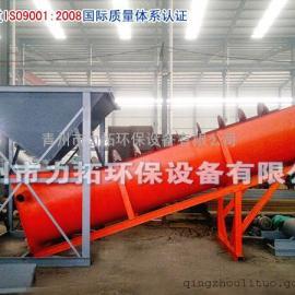青州力拓螺旋式洗石机