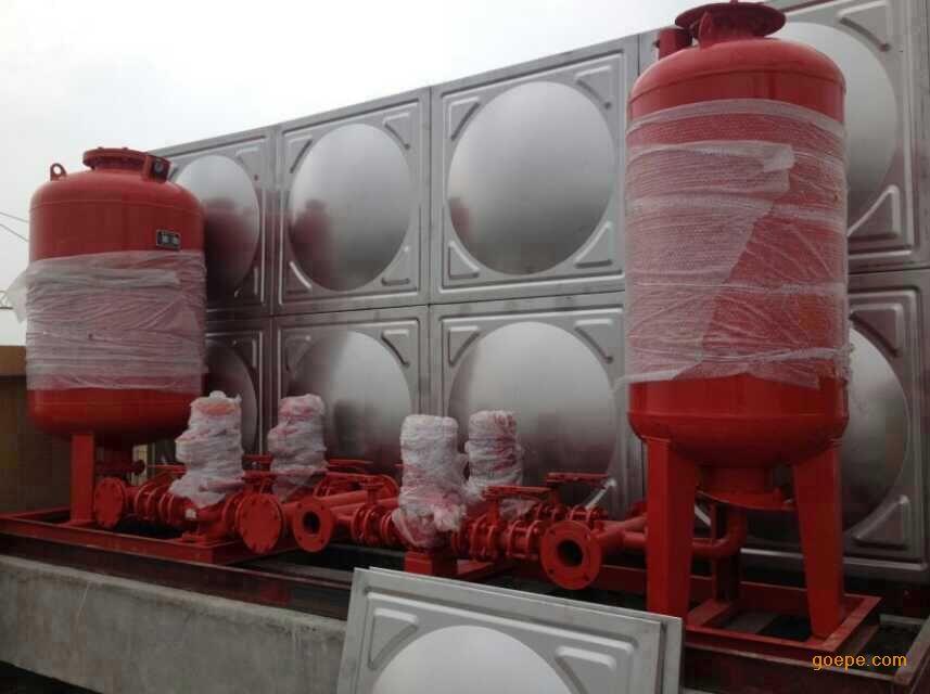 W-18-183.6-30-I-HDXBF箱泵一体消防水箱