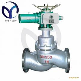 电动柱塞阀 U941SM-16/25C法兰蒸汽锅炉节能阀门