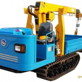 三普小型吊运机专利产品农业园林机械