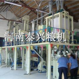 小型全自动石磨面粉机-电动石磨面粉机