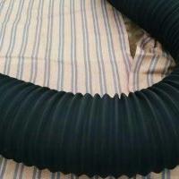 厂家直销波纹伸缩胶管 通风排气胶管 伸缩橡胶管可定做