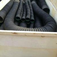 橡胶伸缩管 大口径伸缩胶管 耐高温通风钢丝伸缩胶管