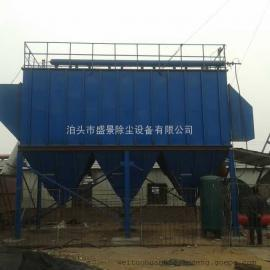 锅炉除尘器型号-燃煤电厂锅炉布袋除尘器