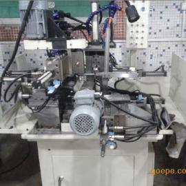 电动牙刷轴芯自动铣扁机
