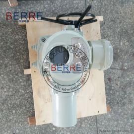 一体化整体调节型阀门电动装置
