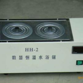 HH-2数显电热恒温水浴锅,恒温水浴锅价格