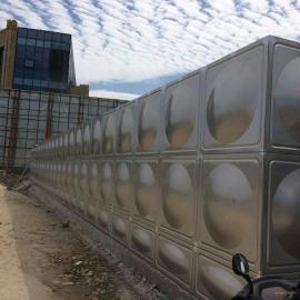 地上不锈钢水箱施工方案