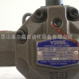 代理台湾YUKEN油研油泵AR22-FR01C-22