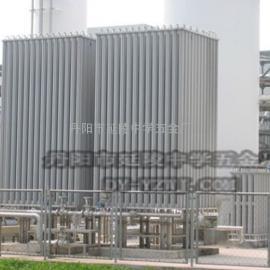 空温式氧气氮气氩气每小时50到2000立方大翅片汽化器调压阀组低温